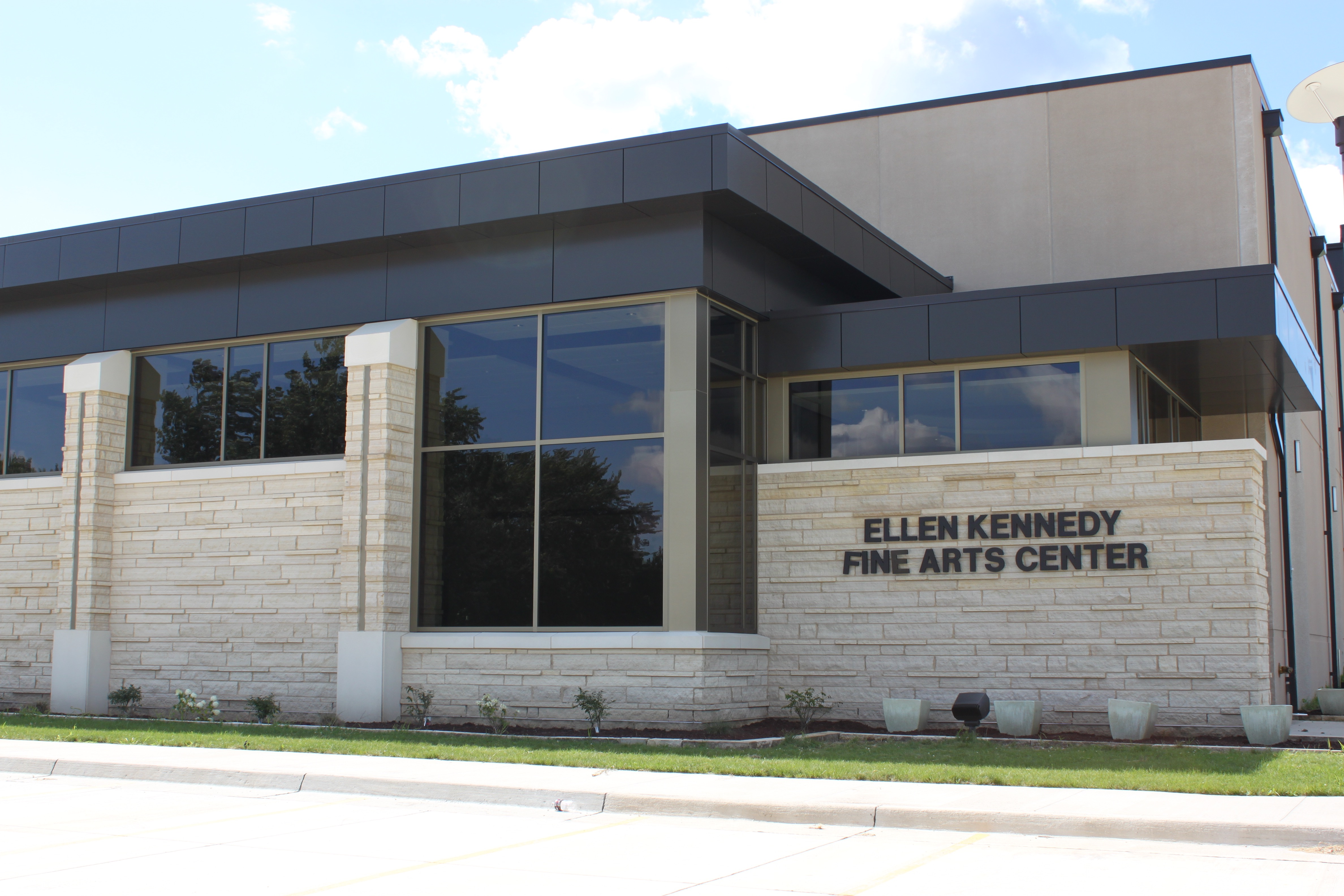 Ellen Kennedy Fine Arts Center