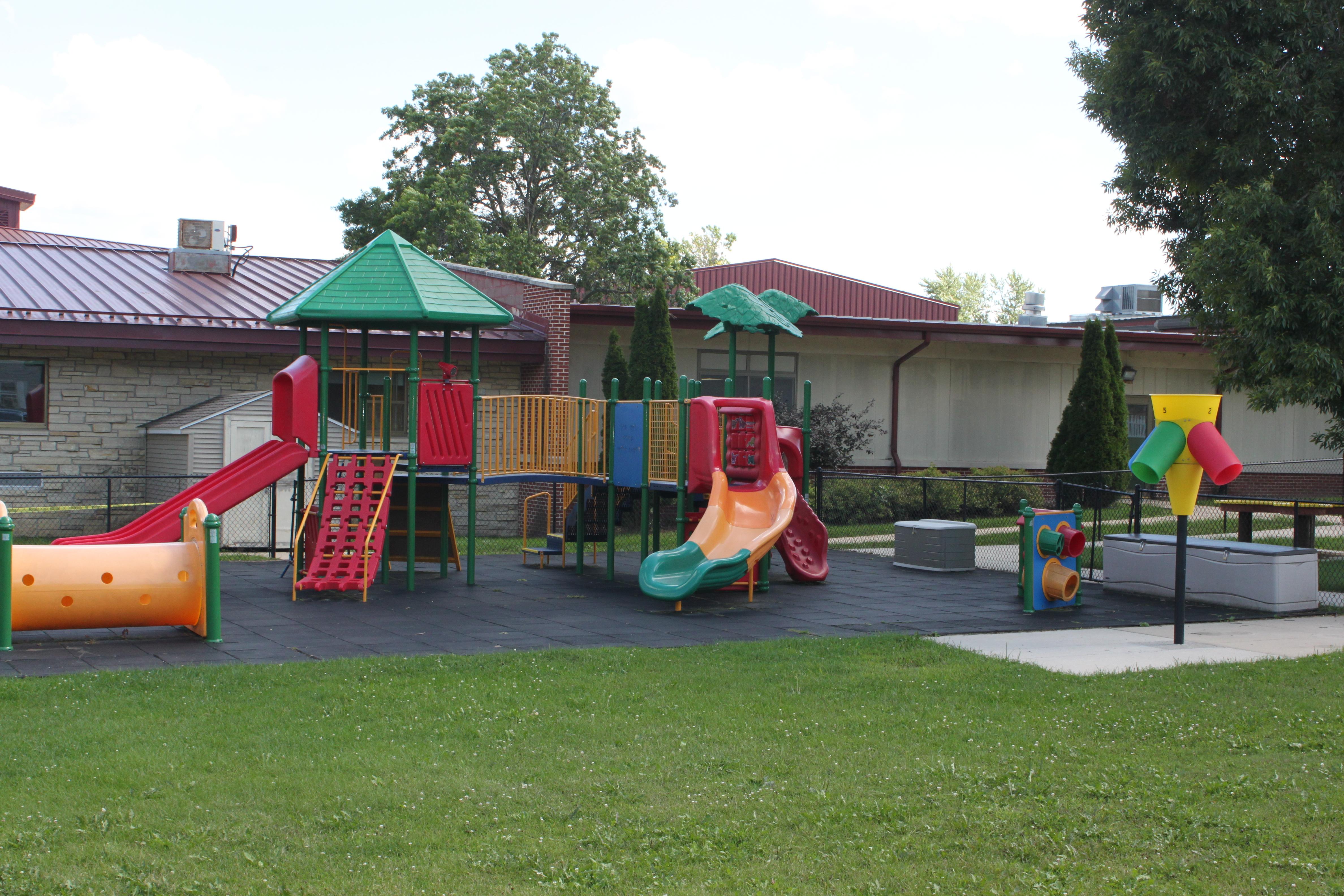 Strawberry Hill Playground