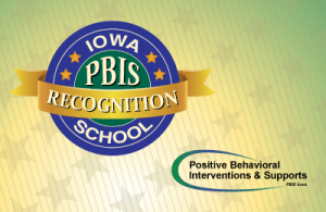 Iowa PBIS recognition image