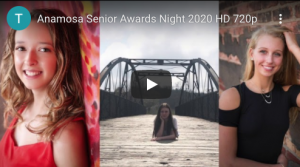 Senior Awards Night Video