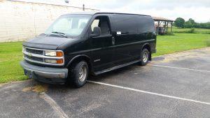 1997 Chevrolet 1500 Cargo Van